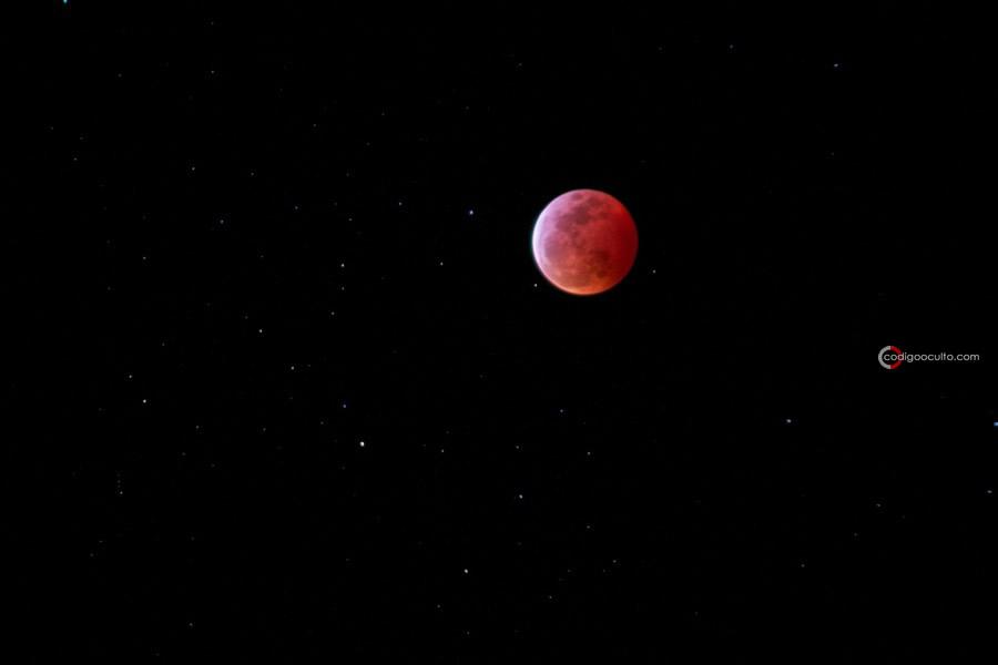Superluna y eclipse lunar total podrán verse este 26 de mayo