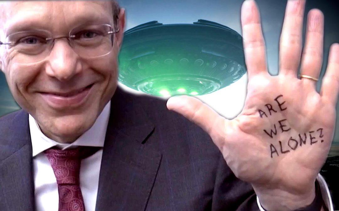 Tecnología alienígena es el «boleto rápido» de la humanidad hacia el futuro, dice Avi Loeb