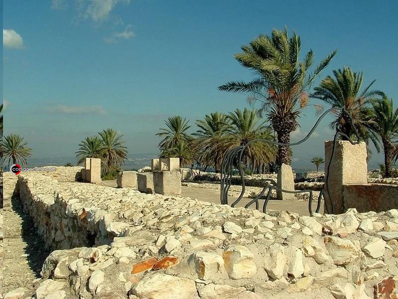 Tel Megiddo, antigua ciudad