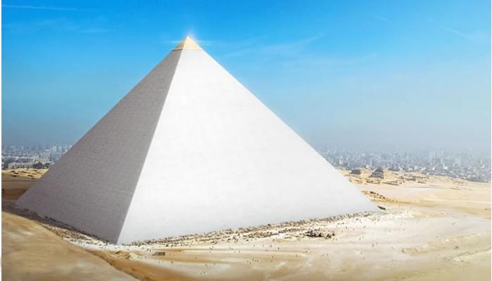 Se cree que el piramidión era en realidad un telégrafo antiguo