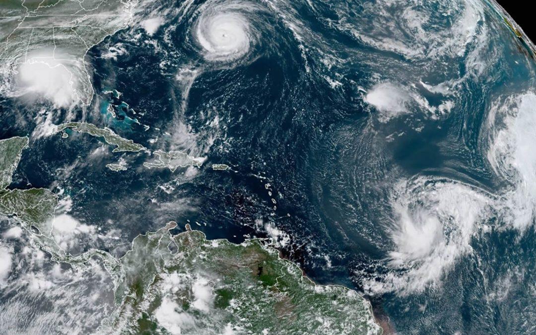 La próxima temporada de huracanes amenaza con romper más récords, advierten científicos