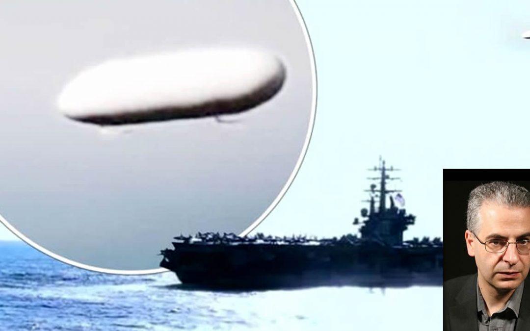 Militares británicos poseen videos de OVNIs como el Tic-Tac de EE. UU., dice ex investigador del Ministerio de Defensa