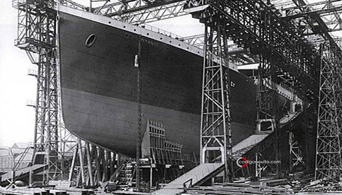 Aun se cree que el Titanic era el barco más avanzado tecnológicamente de la época