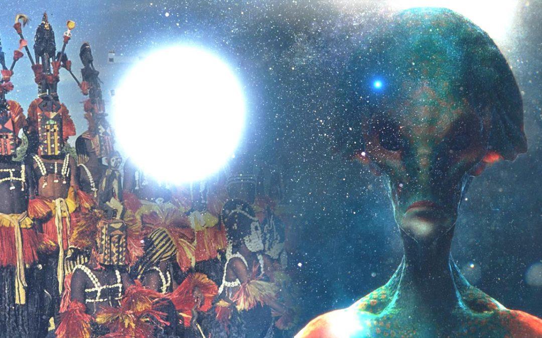 La tribu africana y la civilización alienígena de Sirio que visitó la Tierra en el remoto pasado