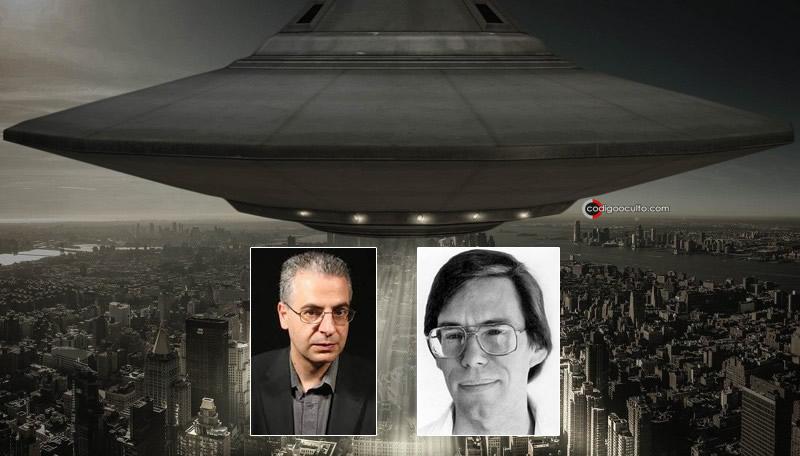 Revelaciones OVNI e investigadores