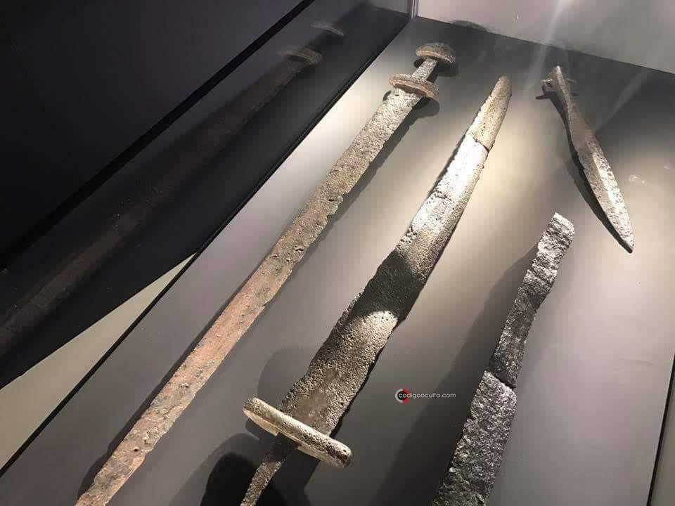 Espada vikinga Ulfberht
