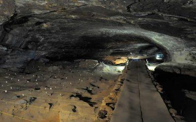 Hallada evidencia más antigua de actividad humana en las profundidades de una cueva en Sudáfrica