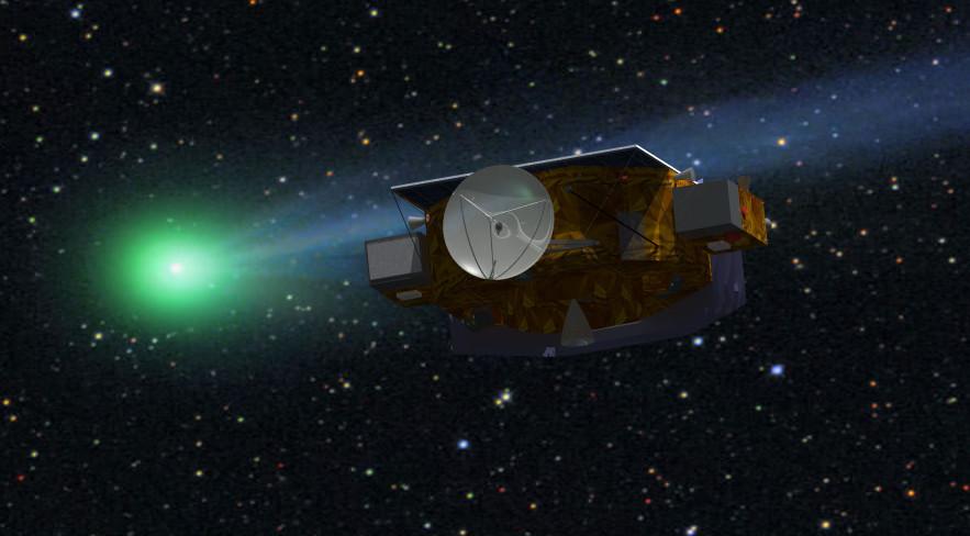 Misión Comet Interceptor de la Agencia Espacial Europea (ESA)