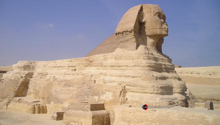 La Gran Esfinge de Giza es uno de los misterios más grandes de la historia