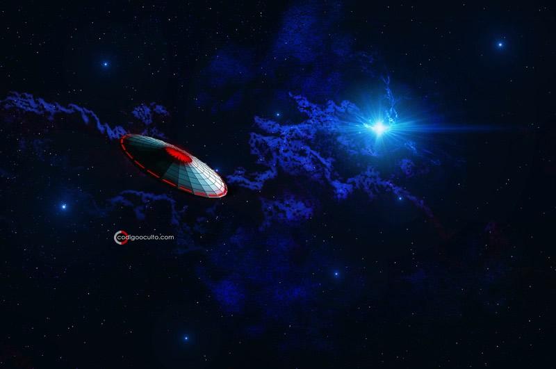 Las grandes distancias en el universo podrían causar que los antiguos alienígenas no regresen a la Tierra