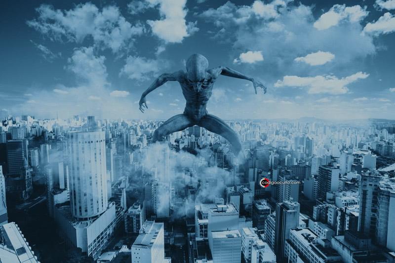 Una conspiración alienígena que podría ser realidad