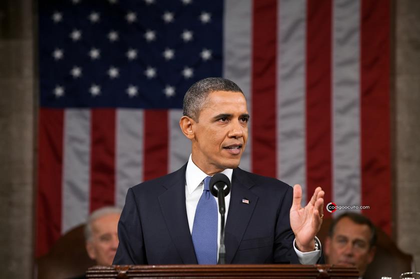 Barack Obama, ex presidente de EE. UU.
