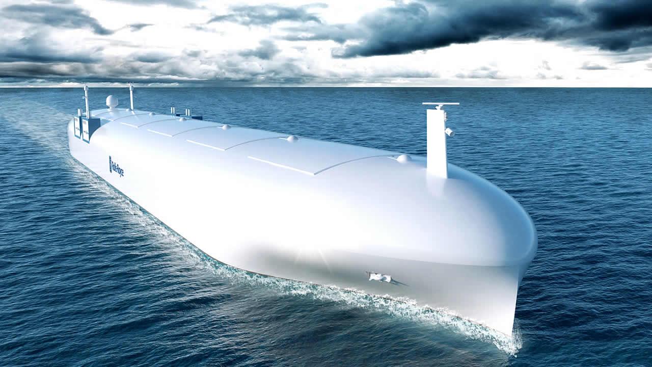 Barcos «fantasma» autónomos y sin tripulación están apareciendo en los mares
