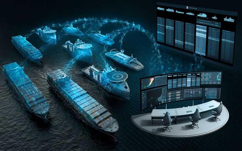 Tecnología de inteligencia artificial y aprendizaje automático está siendo equipada en los llamados «barcos autónomos»