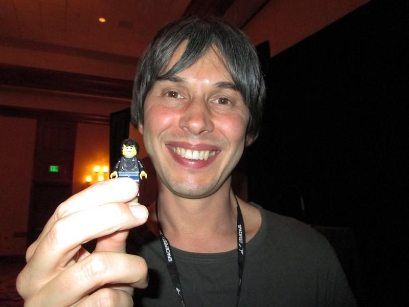 Brian Cox, físico