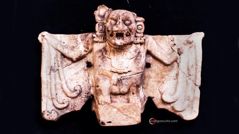 Camazotz, el fascinante dios Murciélago