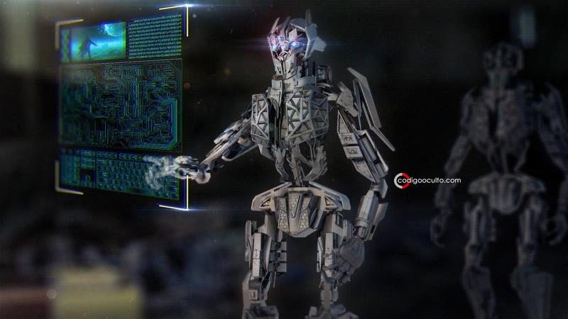 Extraterrestres primero enviarán máquinas