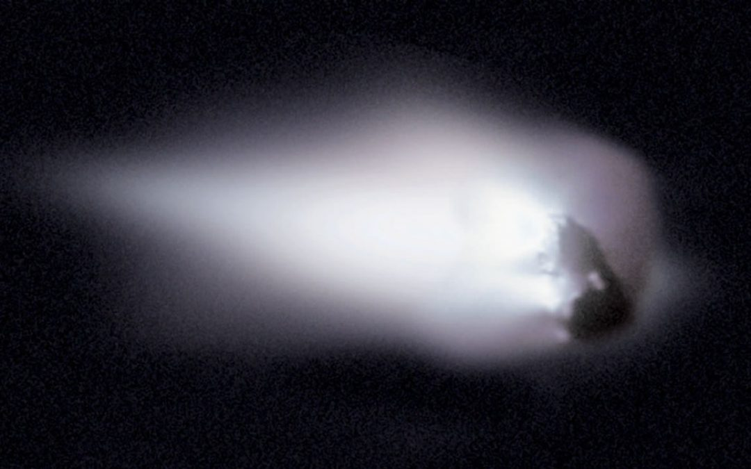 Cometa enorme se dirige hacia el Sol y podría ser el más grande la historia