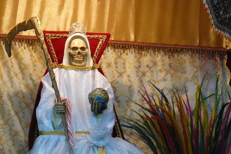 Culto a San La Muerte. Ritual Inexplicable