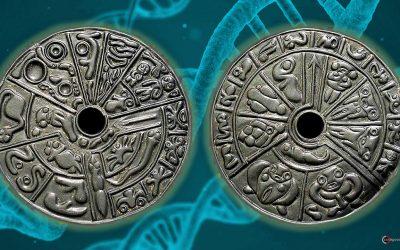 Disco Genético: ¿tuvo avanzados conocimientos en biología una civilización antigua?