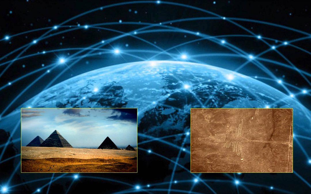 Earth Grid: red de monumentos erigidos a partir de una conciencia global secreta
