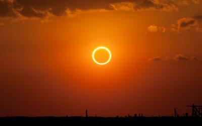 Este jueves 10 de junio: primer eclipse solar anular del 2021