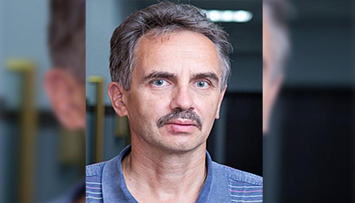 Alexander Koltypin, geólogo que ha investigado el complejo subterráneo antiguo