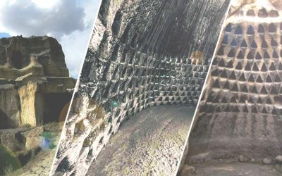 El Enorme Complejo Subterráneo de más de un millón de años creado por una civilización misteriosa