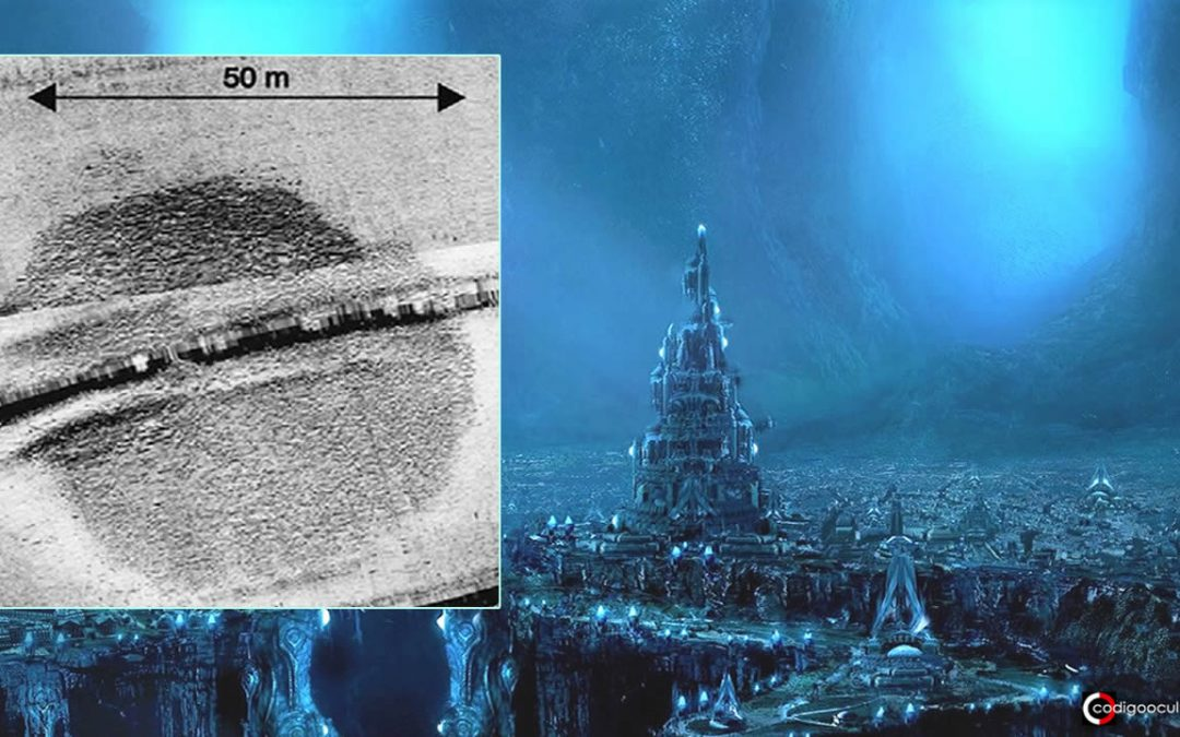 Enorme estructura submarina hallada en el mar de Galilea, un enigma para la arqueología