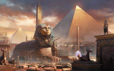 Era de la Esfinge: ¿una civilización perdida erigió las Pirámides de Egipto?