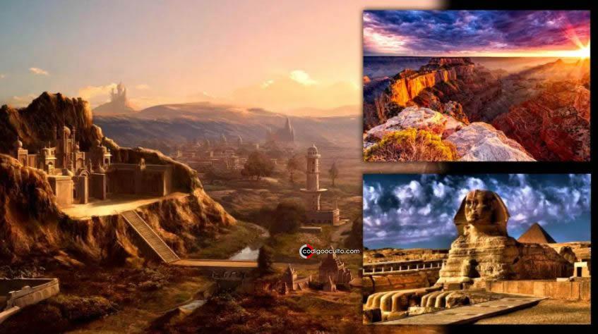 Se cree que civilizaciones florecieron antes que las Pirámides de Egipto