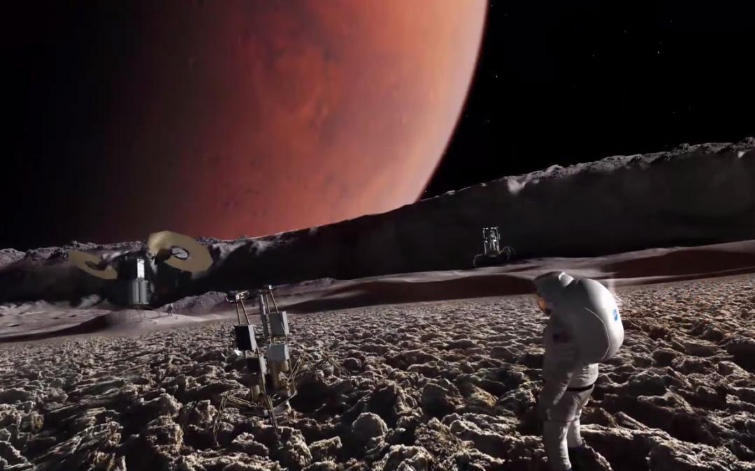 Fobos y Deimos: ¿Podrían ser artificiales los satélites de Marte? (VIDEO)