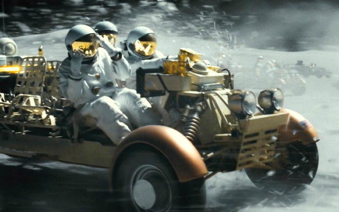 Fuerza Espacial debe prepararse para una «Guerra Lunar», dice informe militar