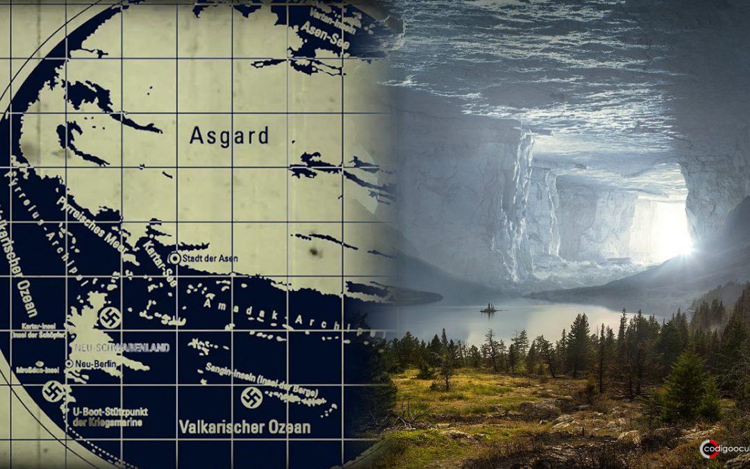 Historia oculta: extraños mapas antiguos y «secretos» de la Antártida (VIDEO)