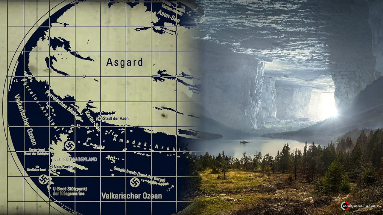 Historia oculta: extraños mapas antiguos y «secretos» de la Antártida