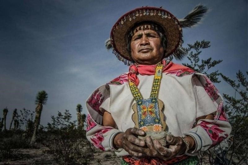 Huicholes. Los Guardianes del Peyote