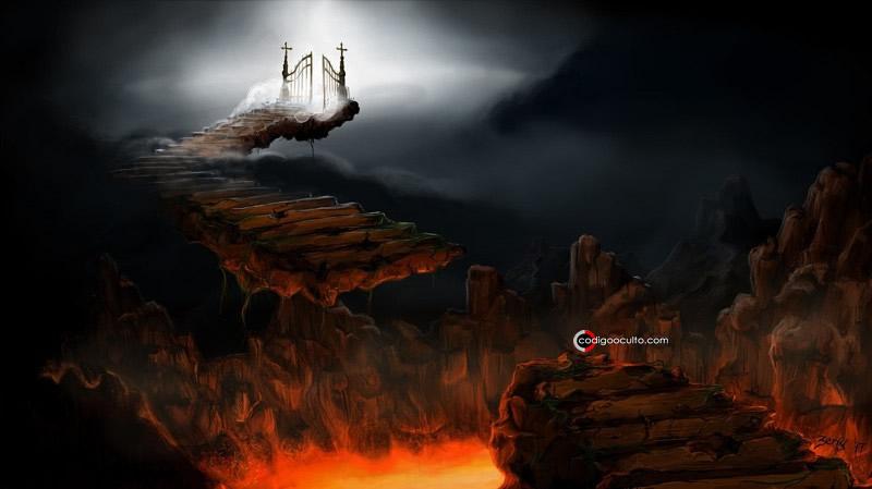 Representación del infierno