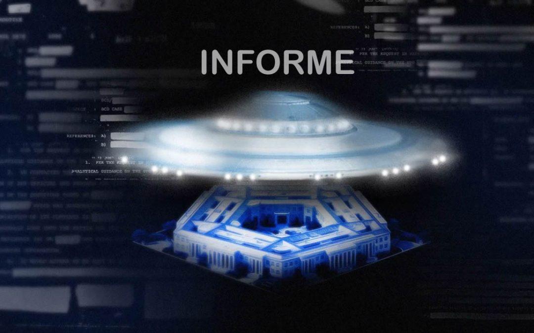 Inf0rme Preliminar Pentág0no ha sido publicado: Fenómenos aéreos no identificados