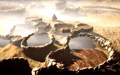 Kalahari, ¿existió una enorme ciudad perdida en África?