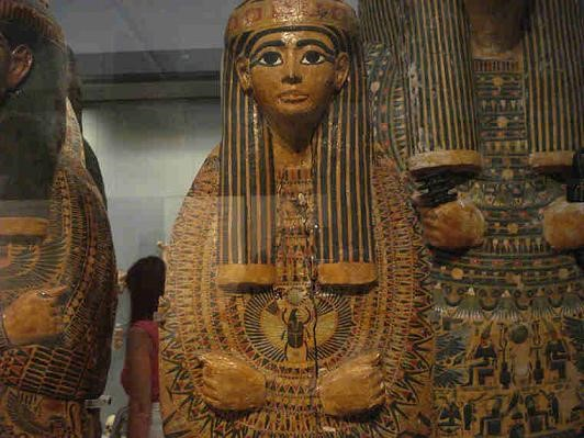 Momias y Maldiciones del Antiguo Egipto