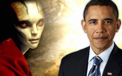 «Nuevas religiones podrían surgir luego de una revelación alienígena», dice Barack Obama
