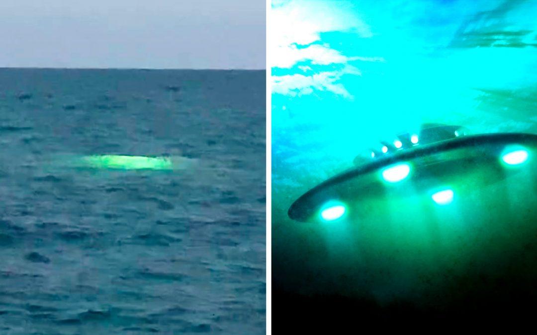 ¿Qué es este Objeto Luminoso visto bajo el mar en Miami? (VÍDEO)