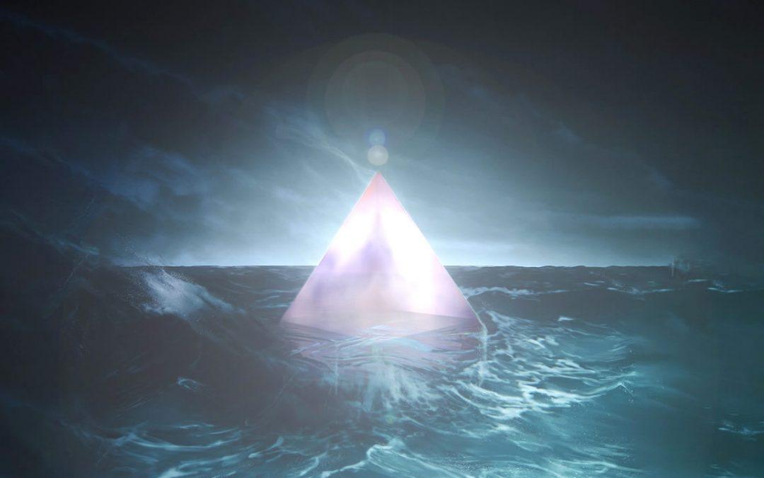 Pirámides submarinas: ¿estructuras atlantes en el Triángulo de las Bermudas?