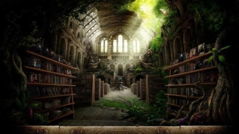 El Akasha donde anida la biblioteca cósmica