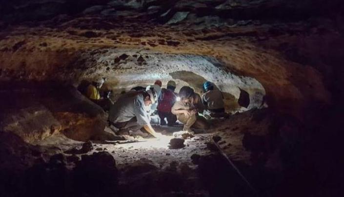Hallazgo subterráneo en Chichén Itzá