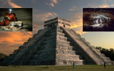 El impresionante tesoro subterráneo de los Mayas en Chichén Itzá