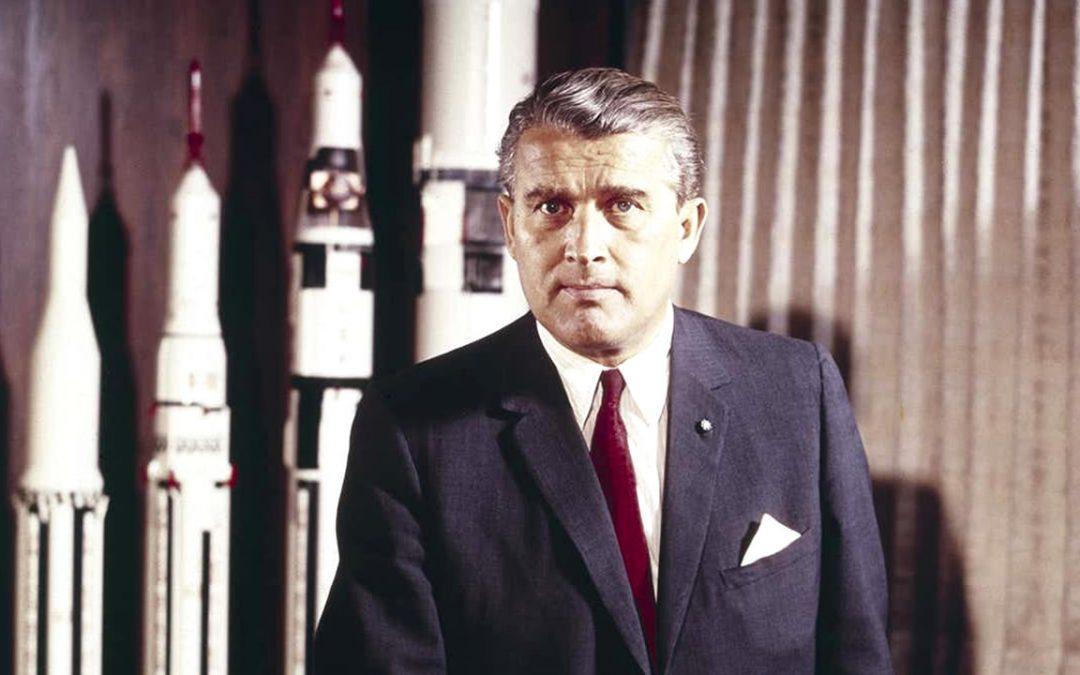 Wernher von Braun «El controvertido genio que vislumbró el mañana»