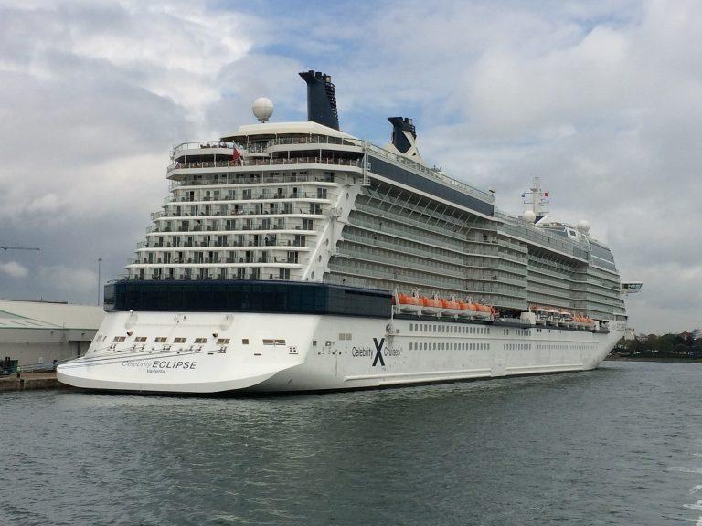 Una de las embarcaciones Celebrity Cruises