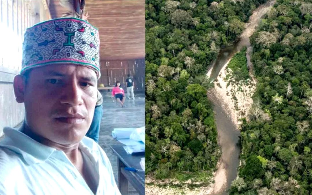Otro líder indígena y defensor ambiental es asesinado en Perú