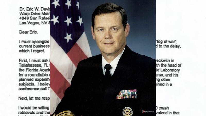 El Vicealmirante Wilson